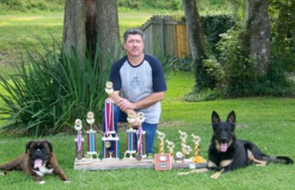 New Orleans dog behavior training