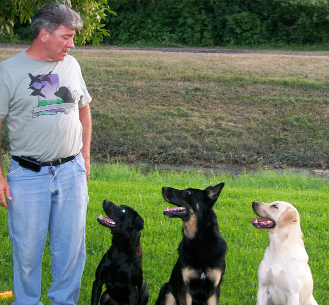 Dog Training New Orleans