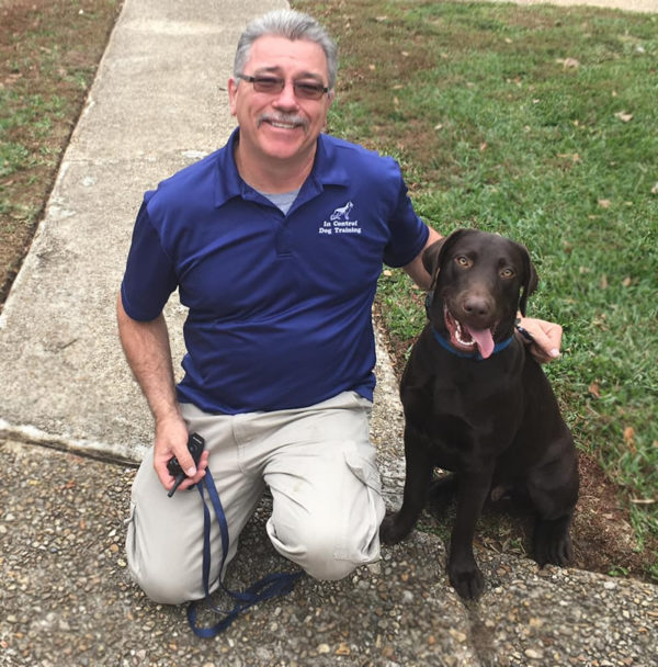 In Control Dog Training, for New Orleans, LA.